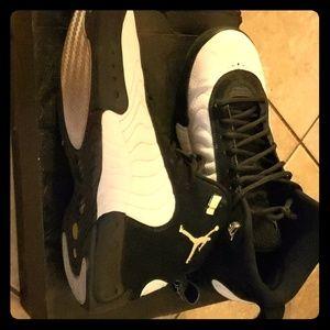 Jordan's sizes 12